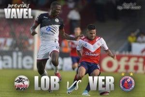 Previa Lobos - Veracruz: un duelo por la permanencia