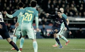 PSG humilha Barcelona: Di Maria esmaga Messi e companhia (4-0)