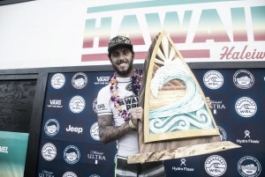 Gold Coast: relembre o título de Filipe Toledo na etapa de abertura do World Championship Tour