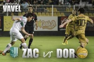 Previa Zacatepec - Dorados: con los ánimos elevados