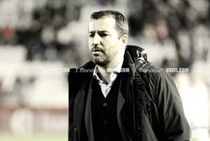 """Diego Martínez: """"Sabíamos que sería complicado"""""""