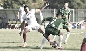 """Após lesão, Douglas comemora gol contra Cabofriense: """"Voltando ao ritmo ideal"""""""