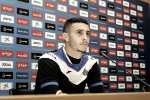 """Mario Hermoso: """"Está claro que puedo dar más de mi"""""""