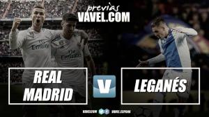 Real Madrid - Leganes, Zidane cambia