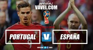 Portogallo - Spagna, interrogativi mondiali