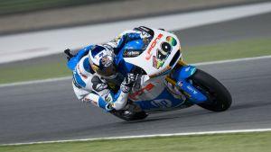Moto2, Aragon: Maverick Vinales conquista la sua prima pole position