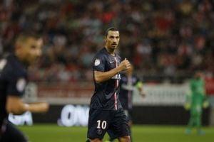 Ibrahimovic comanda la goleada parisina al Saint-Étienne