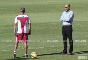 """Rodrigo Fernández: """"Queremos que el equipo termine bien"""""""