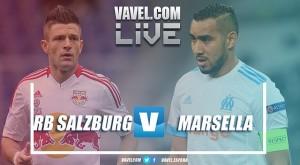 Resumen Red Bull Salzburgo vs Olympique de Marsella semifinal Europa League 2018 (2-1)