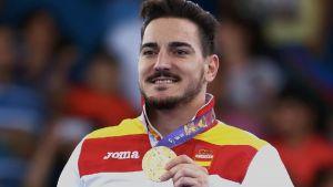 Dos oros para estrenar el medallero español de Bakú