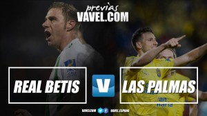 Previa Real Betis - UD Las Palmas: dar la puntilla ante un rival herido