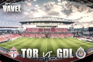 Previa Toronto FC – Chivas: con precaución en el BMO Field