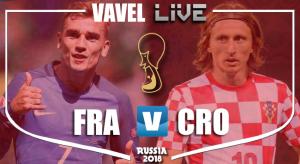 Resumen Francia 4-2 Croacia en Final Mundial de Rusia 2018