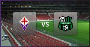 Live Fiorentina vs Sassuolo, diretta serie A