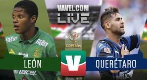 Resultado y goles del León 2-1 Querétaro en Copa MX 2018
