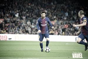 Leo Messi a las puertas de otro récord