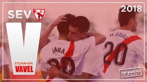 Resumen temporada 2017/2018: Sevilla Atlético, un descenso más que previsible