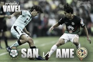 Previa Santos – América: la primer batalla