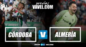 Previa del Córdoba CF - UD Almería: llegó la hora de la verdad