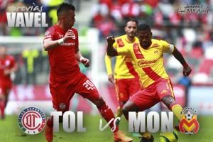Previa Toluca - Monarcas: comienza el Apertura 2018