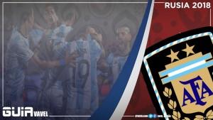 Guía selección argentina 2018: en busca de la tercera estrella