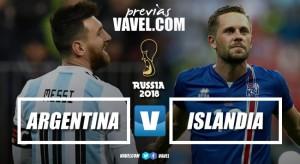 Mondiali: Argentina-Islanda, qualità ed umori opposti