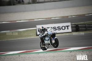 Isaac Viñales, el nuevo cambio en el Forward Racing