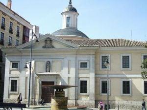 El Monasterio de San Joaquín y Santa Ana: con más goyas que el Louvre