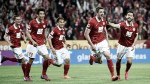Com dois gols do zagueiro Bell, Mainz vence Schalke e sobe na tabela da Bundesliga