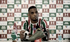 Apresentado, Digão comemora retorno ao Fluminense: ''Não pensei duas vezes''