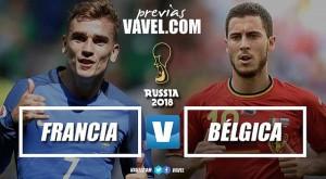Russia 2018 - Francia vs Belgio, consacrazione mondiale