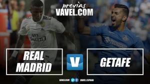 Previa Real Madrid - Getafe:en busca de golesparaolvidar la Supercopa