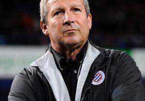 Rolland Courbis de retour à Montpellier