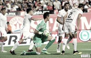 Grata exhibición de Raúl Gudiño en su debut en la LigaMX