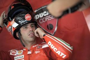 """Superbike, Melandri: """"Ducati irresistibile, posso ancora vincere"""""""