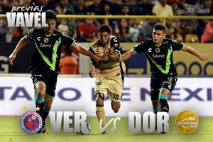 Previa Veracruz - Dorados: a mejorar en ánimo en la Copa