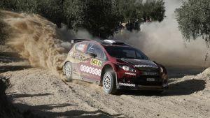 Al-Attiyah vence en Cataluña entre los WRC2