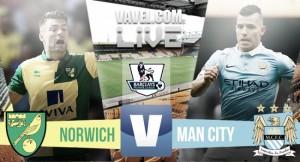 El City no pudo con la defensa del Norwich y se despide del título