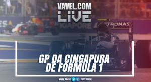 Grande Prêmio de Cingapura de F1 ao vivo online