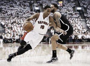 Toronto Raptors vs Brookyln Nets, NBA en vivo y en directo online