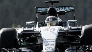 F1 Spa, Hamilton secondo ma sereno