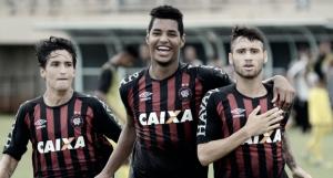 Valendo vaga na terceira fase da Copa São Paulo de Futebol Júnior, Atlético-PR enfrenta o Guarani-SP