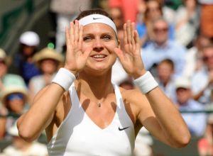 Kvitova y Safarova pasan de ronda en Wimbledon