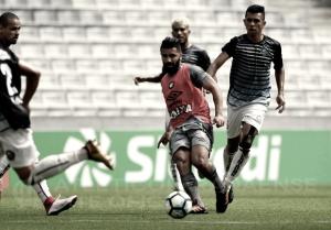 Como parte da preparação para Copa do Brasil, Atlético-PR empata com Operário em jogo-treino