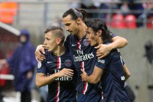 Ibrahimovic rescata a un dubitativo PSG