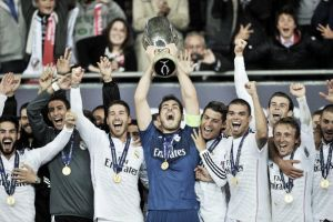 Real Madrid - Sevilla; puntuaciones Real Madrid, Supercopa de Europa 2014