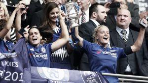 El Chelsea se alza con la FA Cup femenina en Wembley