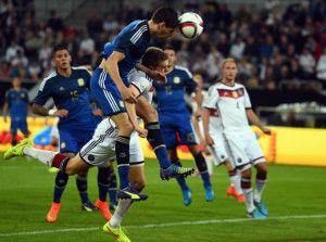 La vendetta dell'Argentina: 4-2 alla Germania