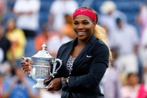 Serena, 'the special one'