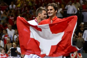 Federer, ante el reto del año